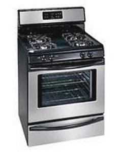 Oven range frigidaire repair