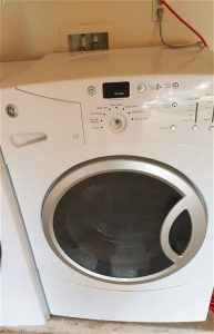 Washing machine GE repair