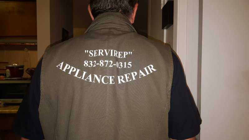 Servirep Appliance Repair Texas